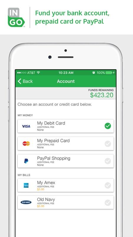 Ingo Money – Cash Checks Fast - Online Game Hack and Cheat