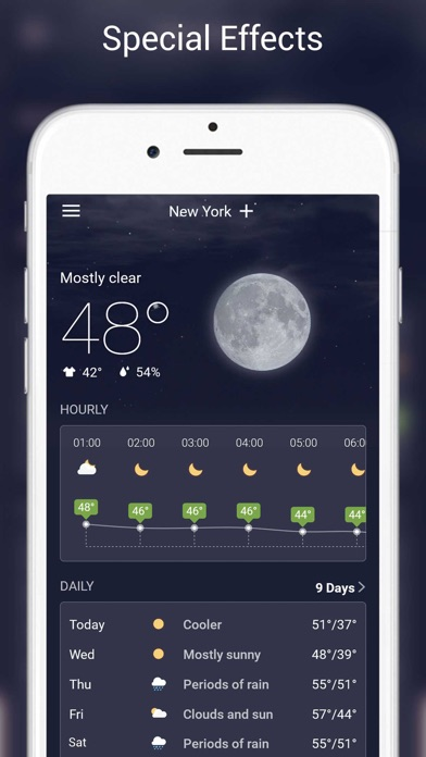 Live Weather - Weather Radar & Forecast app for Windows