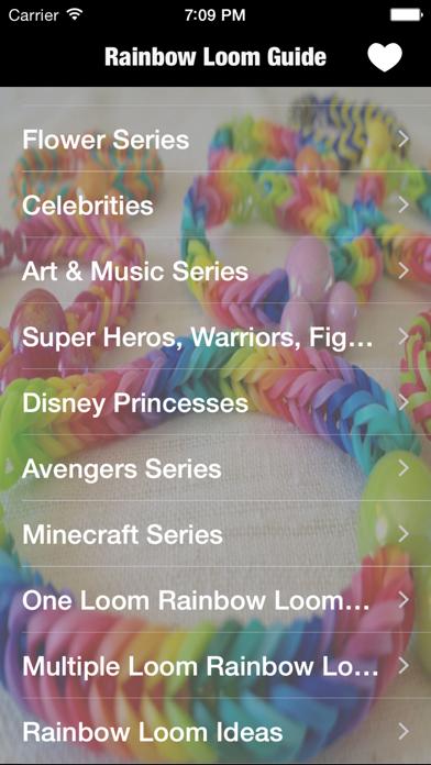 Rainbow Loom 2017 screenshot three