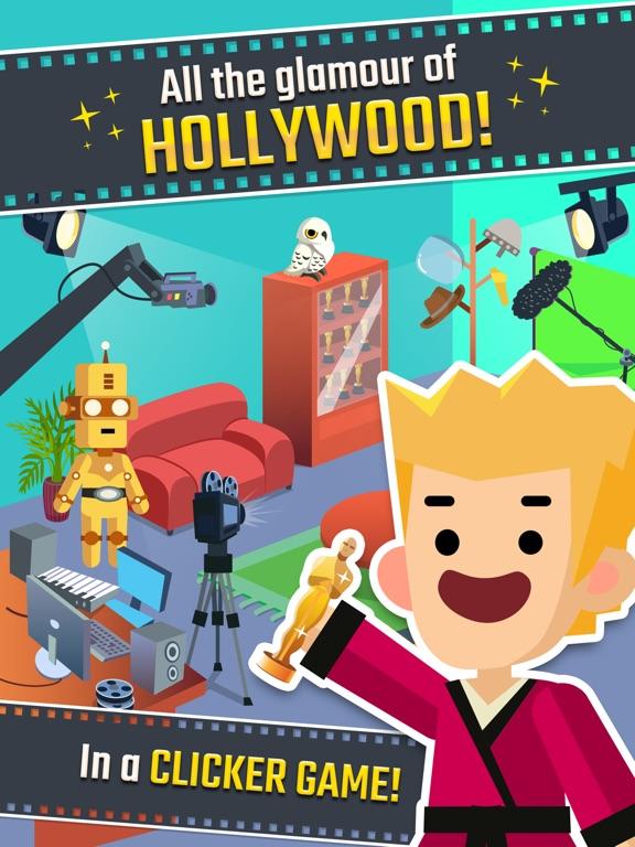 Hollywood Billionaire - Игра Киностудии на iPad
