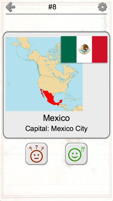 American Countries and Caribbean: Flags, Maps Quiz | App Price Drops