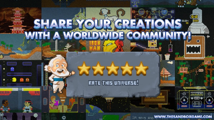 The Sandbox - Building & Craft screenshot-3