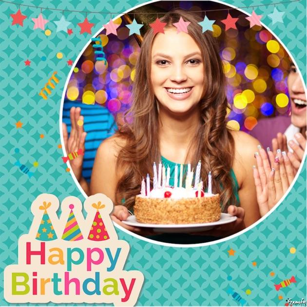 Happy Birthday Photo Editor on the App Store
