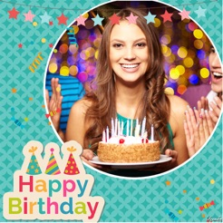 Birthday photo frames picture frames effects on the app store birthday photo frames picture frames effects 4 m4hsunfo