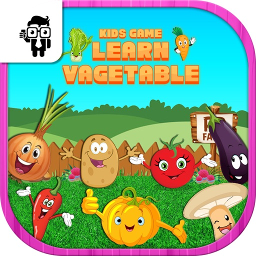 Kids Game Learn Vegetables