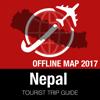 Nepal Tourist Guide + Offline Map