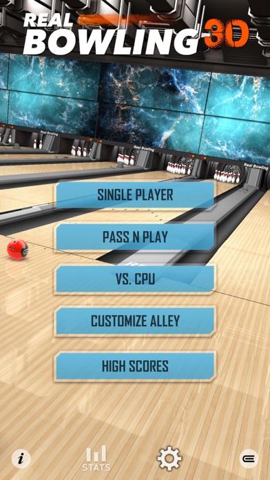 Real Bowling 3D Plus screenshot four