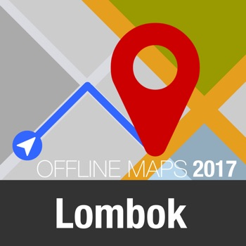Lombok Offline Map and Travel Trip Guide