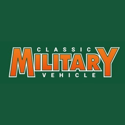Classic Military Vehicle #1 tank, truck & jeep mag