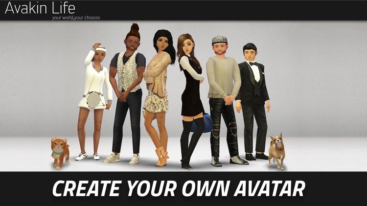 Avakin Life – A Virtual World of Avatars and Chat screenshot-0