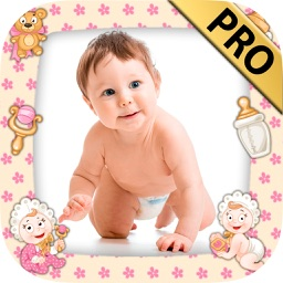 Baby frames photo editor - Pro