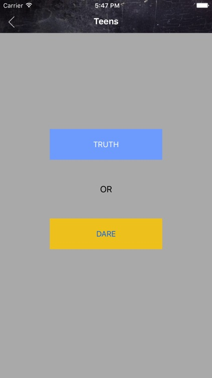 Truth or Dare - Funny Party Game