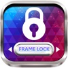 Frames Lock Screen Wallpaper Colorful Themes Pro