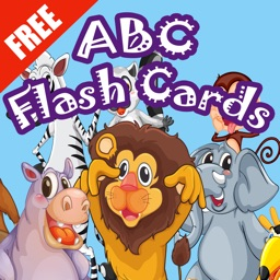 ABC Alphabets Learning Flash Cards For Kids