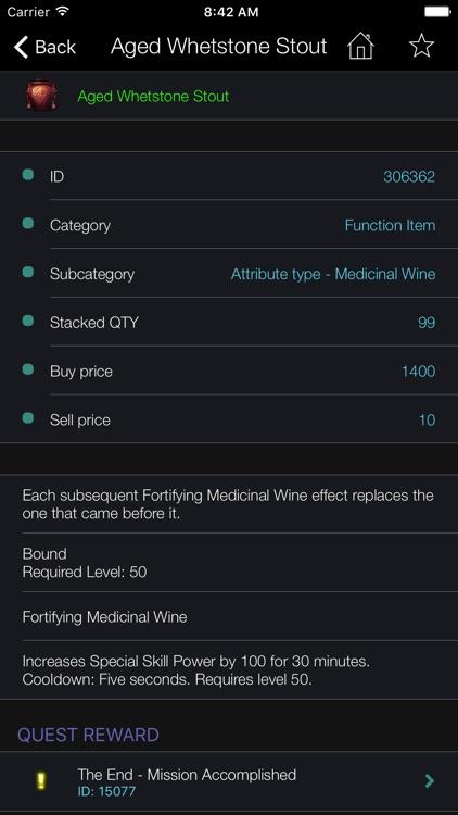 Pocket Wiki for Revelation Online screenshot-3