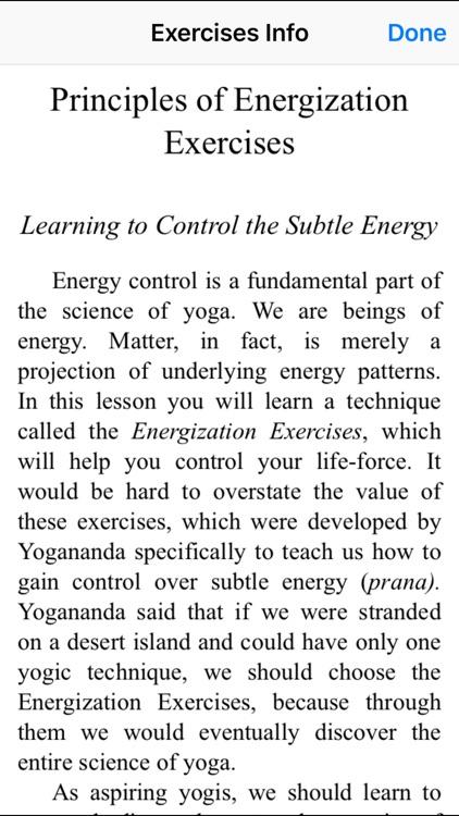 Energization Exercises screenshot-4