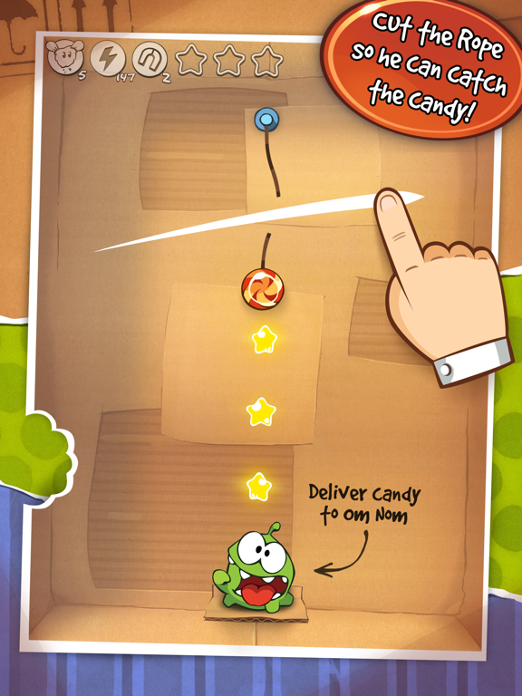 Cut the Rope GOLD screenshot 6