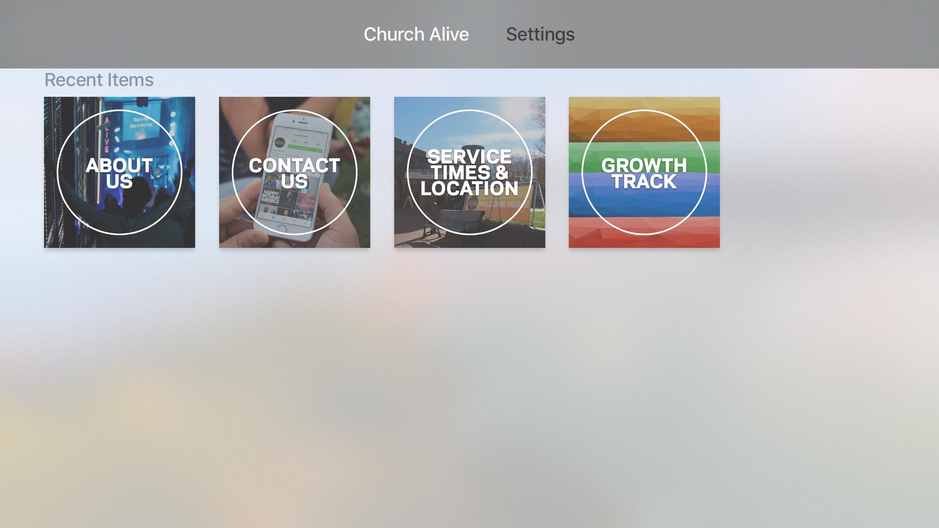 Church Alive NJ screenshot 5