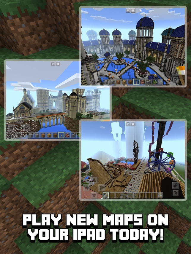 Maps For Minecraft PE On The App Store - Minecraft pe auf pc spielen
