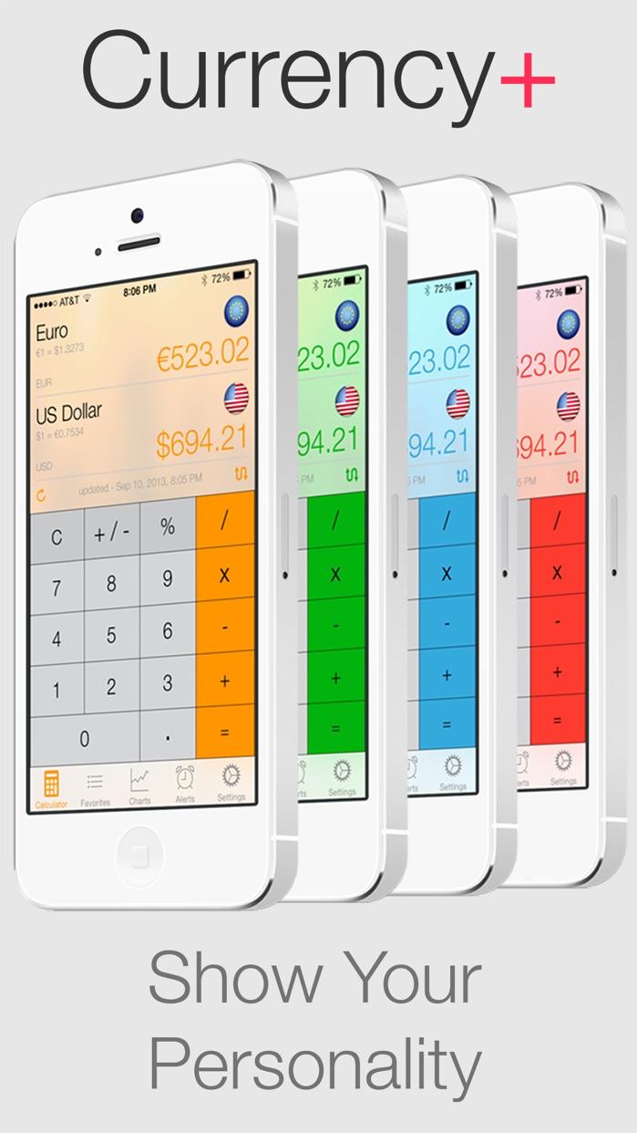 Currency+ Lite Screenshot