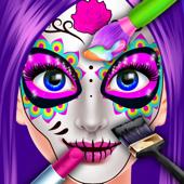 Ice Princess Face Paint Salon