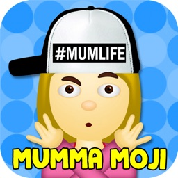 Mumma Moji - Emojis For Those Mum Moments