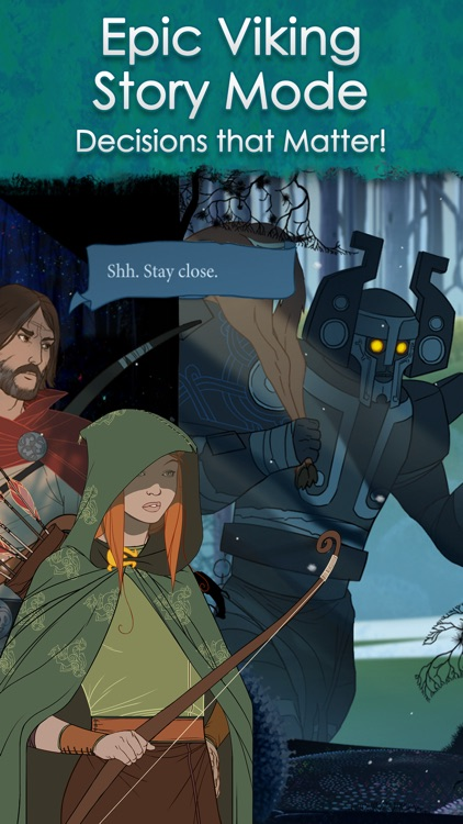 Banner Saga screenshot-3