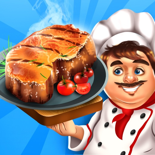 Chef Cooking Food Maker Kids Games (Girls & Boys)