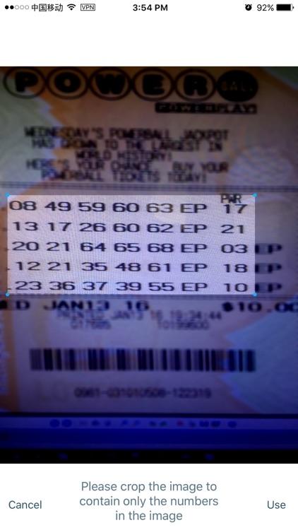 """Lottzee  """"The Lottery App"""""""