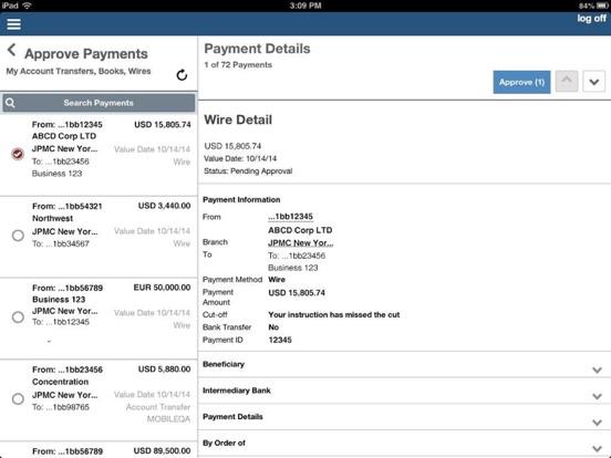 J P  Morgan ACCESS Mobile por JPMorgan Chase Bank, NA