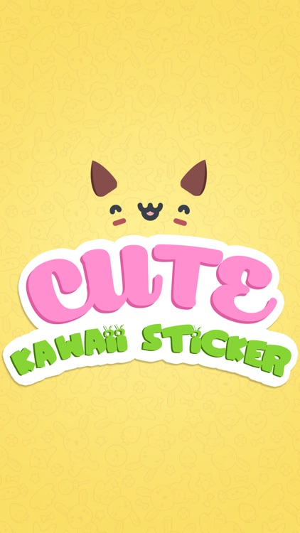 Cute Kawaii Stickers for iMessage!