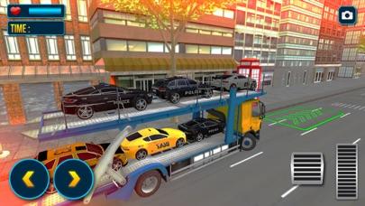 重型运输车货卡车模拟Hill道2017 App 截图