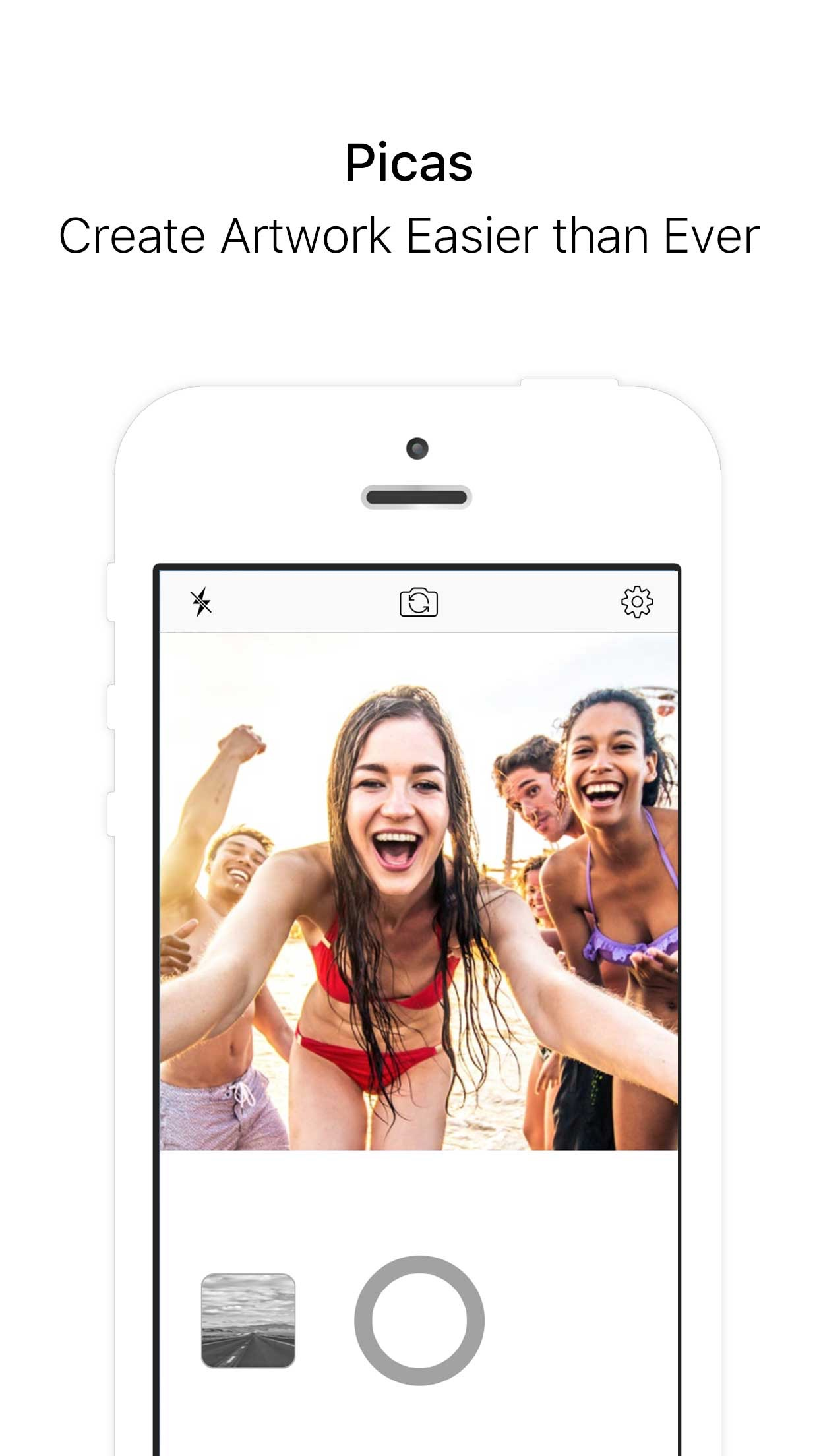 Picas - Art Photo Filter Screenshot