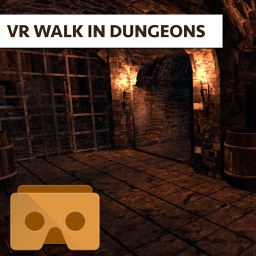 VR Walk in Dungeon