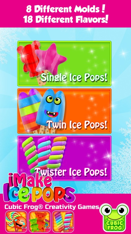 Ice Cream Maker Kitchen Games screenshot-1
