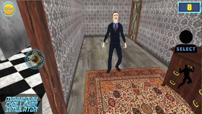 Mannequin Challenge Simulator screenshot one