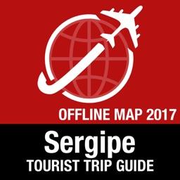 Sergipe Tourist Guide + Offline Map