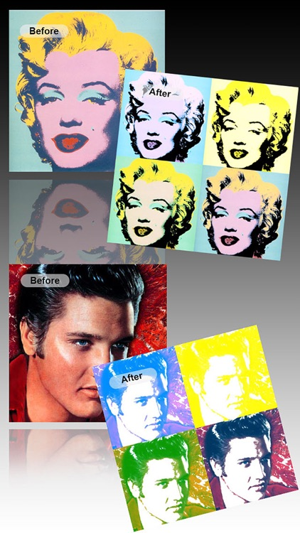 PopArt - Create Portrait with Pop Art Camera FX