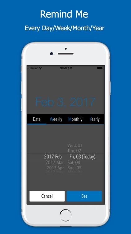 Reminder : To-Do List & Tasks screenshot-4