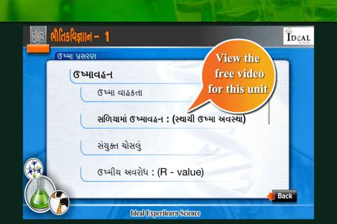 Ideal E-learning Physics (Sem :1) in Gujarati - náhled
