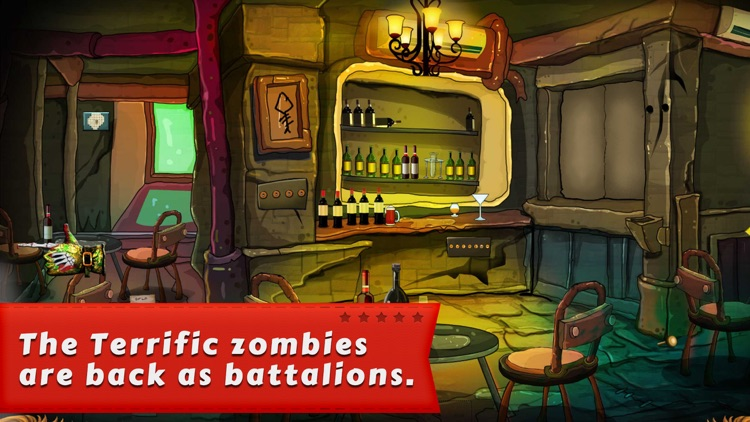 Can you Escape:The Zombies Are Back app image
