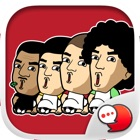 Football Live Chat Stickers for iMessage Free icon