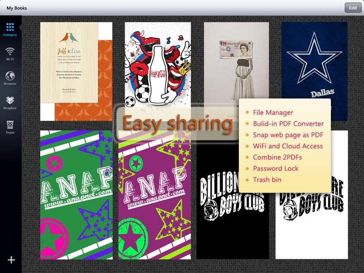 PDF Editor Pro - Take Note, Sign & Fill Forms screenshot-3