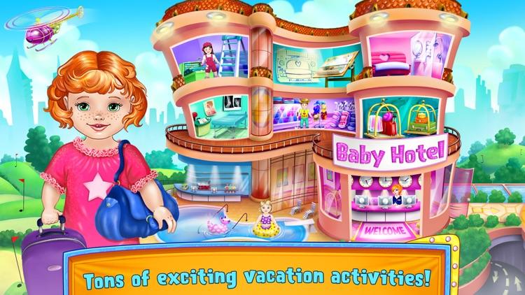 Baby Vacation screenshot-3