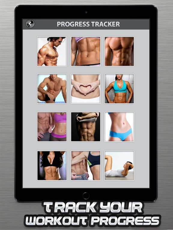 Ab Workout Trainer HD Sit-Up Crunch Exercise-ipad-4