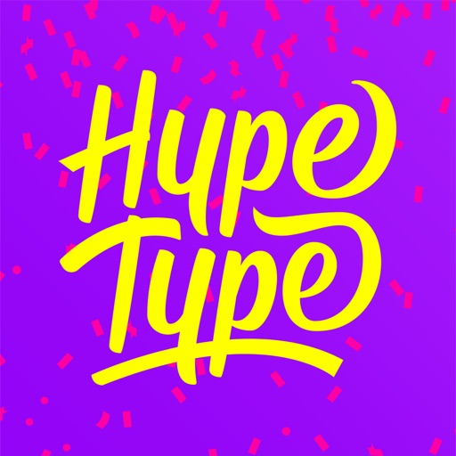 Hype Type: Animate text & typography on your story