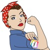 Rosie the Riveter Voice Changer Text to Speech FX