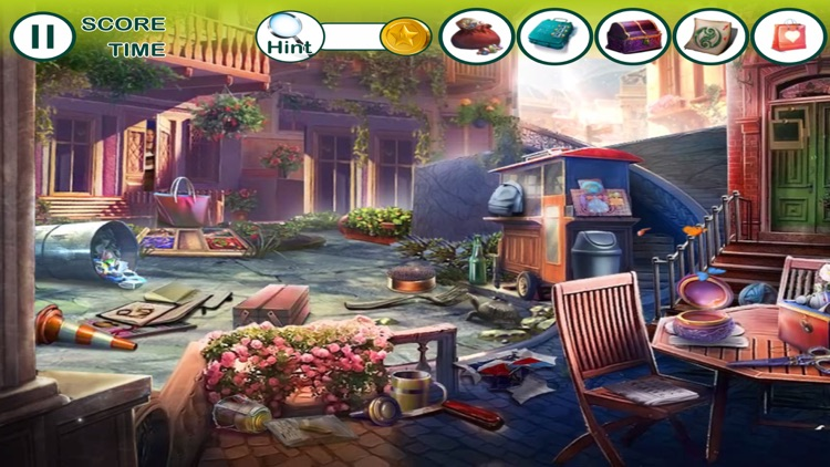 hidden object: The enchanted city screenshot-3