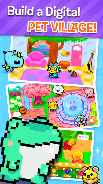 Pakka Pets Village - Build a Cute Virtual Pet Town free Hearts hack