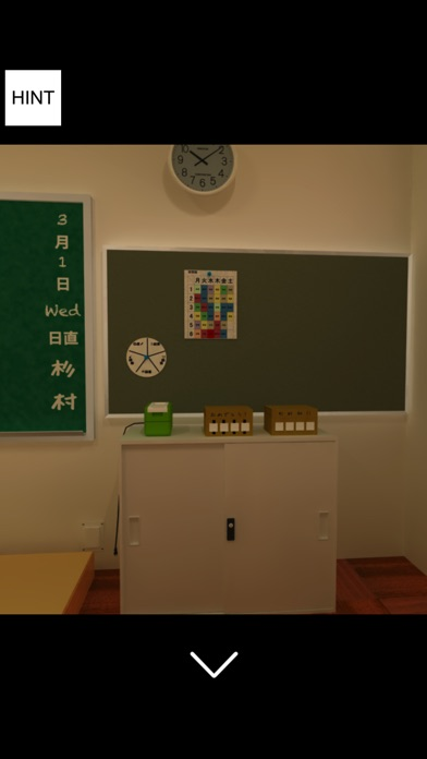 脱出ゲーム 卒業式後の教室から脱出 謎解き脱出ゲーム紹介画像4